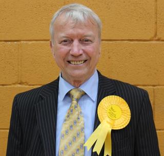 Cllr Alan Dowden